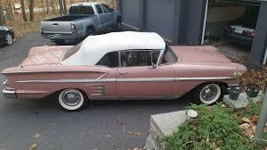 100 Convertible Chevy Truck 1958 Impala 2 Door Sport Classic Chevrolet