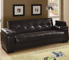 Jennifer Convertibles Leather Sleeper Sofa by Futon Sleeper Couch Roselawnlutheran