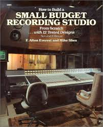 How To Build A Small Budget Recording Studio From Scratch With 12 Tested Designs Michael Shea 9780830629664 Amazon Books