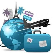 Travel Abroad Clipart 25