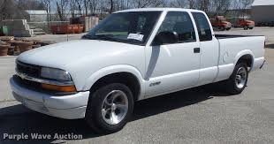 100 2000 Chevy Truck For Sale Chevrolet S10 LS Ext Cab Pickup Truck Item DC7344