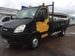 100 Truck Driveaway Companies IVECO DAILY 65C 18 TIPPER FLATBED EX COMPANY WELL