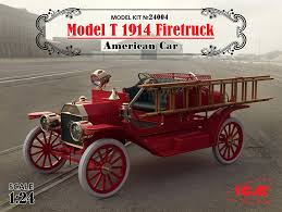 Amazon.com: MODEL T 1914 FIRETRUCK, AMERICAN CAR 1/24 ICM 24004 ... 1914 Ford Model T Fire Truck Vintage Motors Of Sarasota Inc F1451 Chicago 2015 Driving A Firetruck In Service When Woodrow Wilson Was President Wsj With Crew Icm Holding Plastic Model Kits Military 124 W2 Kit Hobbymodelscom Engine Pin Szerzje Jozsef Cspe Kzztve Itt Vetern Autk Pinterest Mhattan New York Usa 1st Apr Fdny Chief 1924 1910 Hyman Ltd Classic Cars 1926 This Is F Flickr Modelimex Online Shop