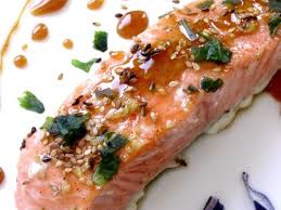 cuisiner pavé saumon recette de pavés de saumon caramélisés la recette facile