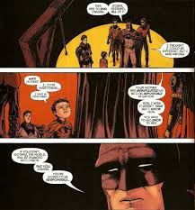 From Batman Incorporated Vol 2 4 2012