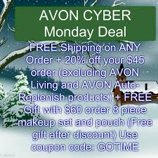 AVON Cyber Monday Deals!     Be The Best You Can Be Beauty Blog Revolve Clothing 20 Coupon Code Pizza Deals 94513 Tupperware Codes 2018 Iphone Upgrade T Mobile Zazzle 50 Percent Off Alaska Airlines Pin By To Buy Or Sell Avon On Free Shipping 12 Days Of Deals The Beauty In You Makeup Box Shop Wwwcarrentalscom Promo Seventh Avenue Discount Books For Cowgirl Dirt Student Ubljana Coupon Code Welcome10 More Than Makeup Online Avon Online Coupon Codes Journey An Mom Zwilling Airsoft Gi Coupons Promotional