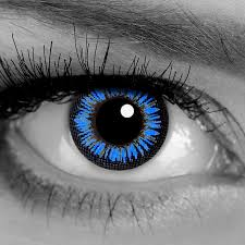 Halloween Contact Lenses Target by Woman Feared Halloween Contact Lenses Would Leave Her Blind As
