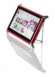tablette cuisine qooq unowhy qooq première tablette culinaire à écran tactile pour