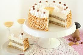 unwiderstehliche nuss eierlikör torte