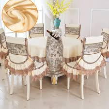 Amazon.com: Table Cover, Table Cloth Home Modern, Round ... Liam Ding Set 1 Table 6 Chairs Extendable Teak By Hans Olsen For Price And Buy Seater Round Beige Marble With Wooden Cushioned Chairs With Six Round Table With Chairs Earl Kitchen For Aripeka Solid Mahogany Wood Ding Table Amazoncom Cover Cloth Home Modern Golden Top Luxury My Rectangle Birch White Mdf Nordic Design Setslate Tablehideaway