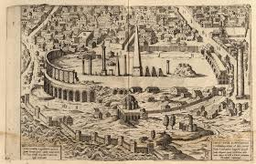 si e de constantinople an engraving of the hippodrome at constantinople sabotaged by