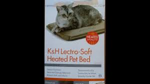 Kh Thermo Kitty Heated Cat Bed by Heated Cat Bed Reviews Noten Animals