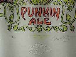 Dogfish Pumpkin Ale 2017 by Daily Beer Review Punkin Ale 2010