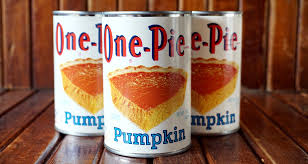 Pumpkin Puree Vs Easy Pumpkin Pie Mix by One Pie Canned Pumpkin Puree History And Recipes New England Today
