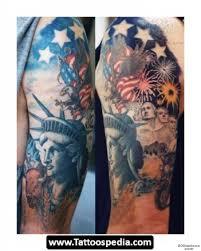 Patriotic Tattoos Photo Num 3790