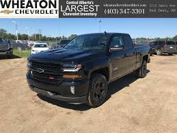New 2019 Chevrolet Silverado 1500 LD From Your Red Deer AB ...