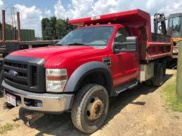 100 Ford F450 Dump Truck 2008 Power Stroke D Auctions Online Proxibid