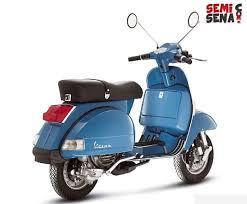 Spesifikasi Motor Vespa PX 150