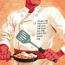 chef de partie en cuisine chefs titles take on bureaucratic pomp atlanta magazine