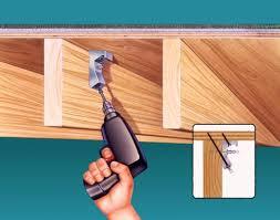 Squeaky Wood Floor Screws by Fixing Squeak In Floor Is Simple Cjonline Com