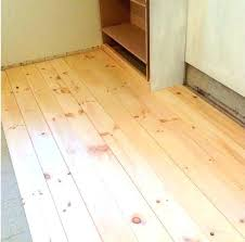 How Subfloor Over Concrete Plywood Slab To Install Floor Installing Pad
