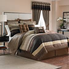 Bedroom Bedspread Sets With White Rug And Table Lamp Also Bedside