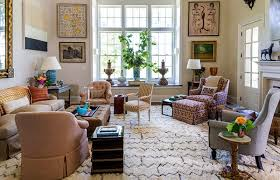 Southern Living Living Rooms by Fox Hill Southern Living House Plans
