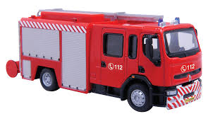 FIRE ENGINE 16 CM | Carville At TOYS