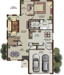 2 Bedroom Home Plans Colors House Floor Plans With Pictures Jupiter Farms The Oak Model Single