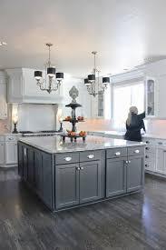 kitchen cabinet grey floor white kitchen light grey kitchen