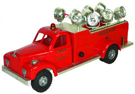 Fire Truck, Smith-Miller Searchlight No. 1, F.D.N.Y Smith Miller Toy Truck Original United States Army Supply Mack Marx Race Car 1950s Louis And Company Vintage Coast Smitty Toys Farm Toy Auction Smithmiller Sales Brochures Picture History National Automobile Club Weekend Finds Dump Lloyd Ralston Private Collection Auction Frank Messin January 21 2012 Burchard Galleries Sunday September 2014 Lot 1301 Union 76 Tow For Smittys Garage
