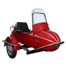 Sidecar 10 Wheel Rocket Vespa Large Frame Stella