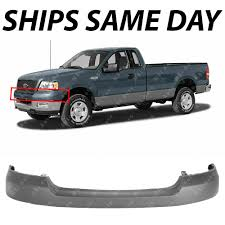 100 2006 Ford Truck NEW Primered Front Bumper Upper Valance Cover Cap For 2004