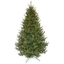 Pre Lit Douglas Fir Artificial Christmas Tree