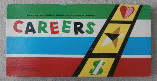 Vintage Game Parker Brothers