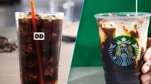 Pumpkin Iced Coffee Dunkin Donuts 2017 by Starbucks Vs Dunkin U0027 Donuts Cold Brew Coffee Which Is Better