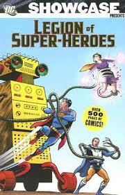 Showcase Presents Legion Of Super Heroes Vol 2 By Jerry Siegel