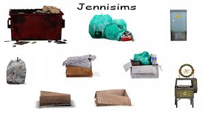 My Sims 3 Blog Garbage Decor By JenniSims