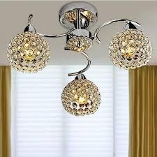 mode led kristall decke lichter schlafzimmer wohnzimmer room3 kopf led len kugel decke len e14 led lustre licht decke le