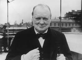Churchills Iron Curtain Speech Bbc by Did Winston Churchill Believe In Aliens A Lost Essay Reveals His