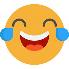 Laughing Emoji Transparent Png Free Transparentpng Banner Black And White Library
