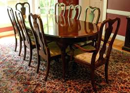 Dining Room Set For Sale Heritage Mahogany Table