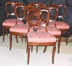 Duncan Phyfe Dining Chairs Room Of Exemplary Chair Pads Cushions Custom Lyre Back