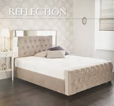 Vaughan Bassett Reflections Dresser by Reflection In Mirrored Bedroom Furniture