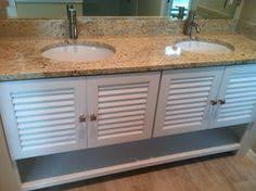Bathroom Vanities Jacksonville Fl by Bathroom Vanities With Louvered Doors Bathroom Remodeling Blog