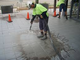 safe environments which non slip or anti slip treatment