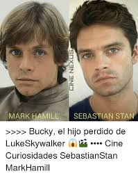 Mark Hamill Memes And Stan MARK HAMILL SEBASTIAN STAN