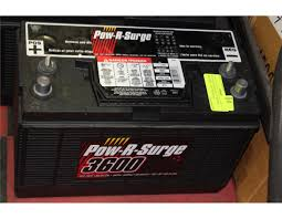 POW-R-SURGE 3600 12V TRUCK BATTERY - RATING 810CA 12v 100ah Deep Cycle Battery Solar Power Light Fan Plantation Food Amaron Truck 150ah Price In India Shop For Reach Change Youtube Century Car In New Zealand 90ah 27f Automotive Suv Starting Princess Auto Batteries Clinic Powersonic Pn120mf 12v 900cca Calcium Tractor For Truck 225ah Starter 12vdc Left Duracell Dp 225hd The Tesla Electric Semi Will Use A Colossal Bus Action How Often Should I Replace My Top