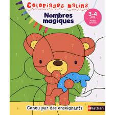 Coloriage Magique Nombre De Syllabes Gs