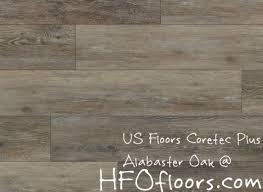 Coretec Plus Flooring Colors by Us Floors Coretec Plus Alabaster Oak 7